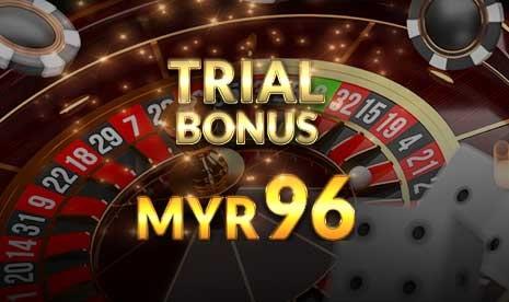 Trial Bonus MYR96