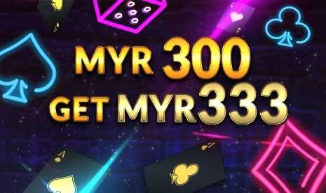 Special Bonus 333