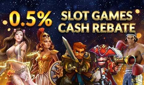 SlotGame Cash Rebate