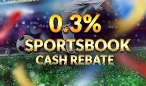 Sportsbook Cash Rebate