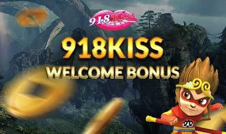 918Kiss Welcome Bonus